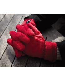 Fleece Handschoenen Result Active Uni
