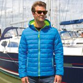 Gewatteerde jas Snow Bird Hooded Heren