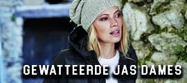 gewatteerdejasenzo-dames